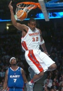 Amar'e averaged 26 points per game, earning his first All-Star nod. In the Western Conference Finals, Stoudemire performed magnificently, averaging 37 points per game.