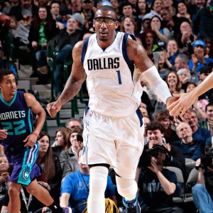Stoudemire joined the Mavericks two days after the New York Knicks let him out of his contract with a buyout.
