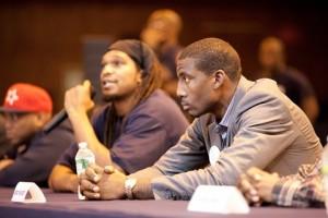 Rikers Island Fatherhood Panel