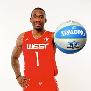 Amar'e was once again named an All-Star, and led the Suns to the Western Conference Finals.
