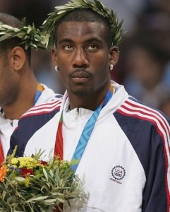 During the summer of 2004, Stoudemire was selected to play for the eventual bronze medal-winning United States national team in the Summer Olympics.