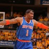 New York Knicks vs Indiana Pacers  - Game Three