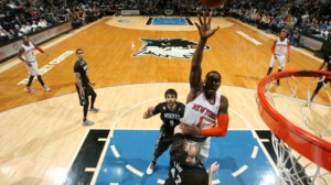 New York Knicks v Minnesota Timberwolves