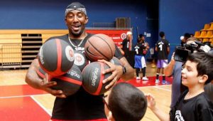 Stoudemire moves to the city of peace.